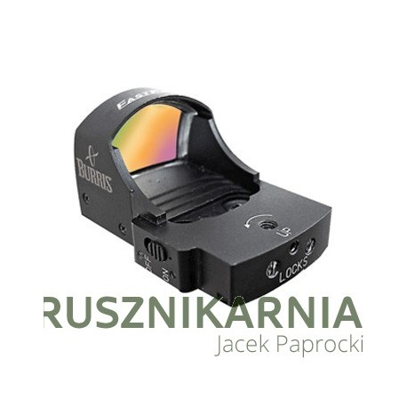 BURRIS OPTICS Kolimator FAST FIRE II W / PICATINNY MOUNT