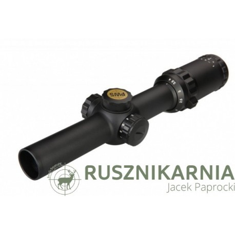 PWS Luneta biegowa LB-02 1-4x24mm