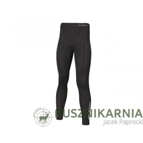 BRUBECK Spodnie męskie WOOL długa nogawka