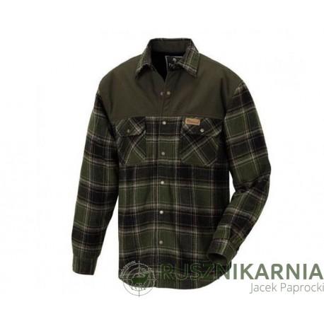 PINEWOOD Wool Shirt Koszula HAMILTON z męmbraną