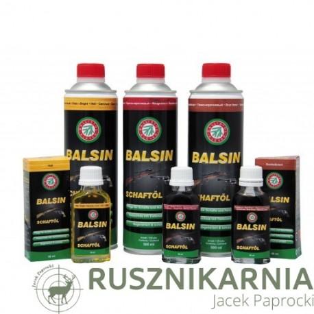 KLEVER BALSIN Olej do drewna płyn brąz 50 ml