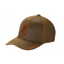 BROWNING CAP, RHINO, RUDDY BROWN
