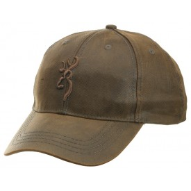 BROWNING CAP, RHINO HIDE, BROWN