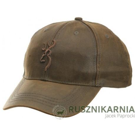 BROWNING CAP, RHINO HIDE, BROWN
