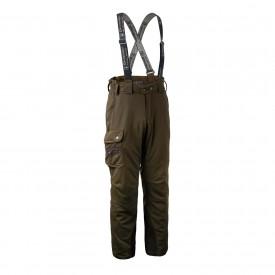 Spodnie myśliwskie Muflon ze zdejmowanymi szelkami