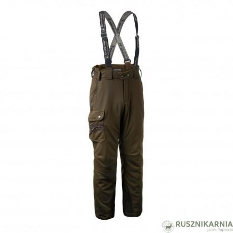 Spodnie myśliwskie Muflon ze zdejmowanymi szelkami 3822