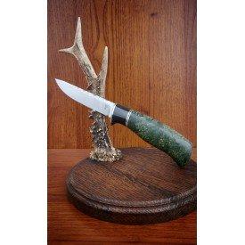 Nóż myśliwski wykonany ręcznie - WZÓR 2