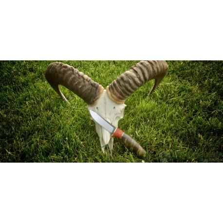 Nóż myśliwski wykonany ręcznie - WZÓR 3