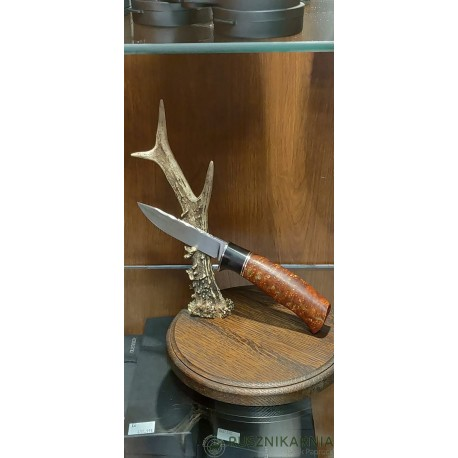 Nóż myśliwski wykonany ręcznie - WZÓR 4