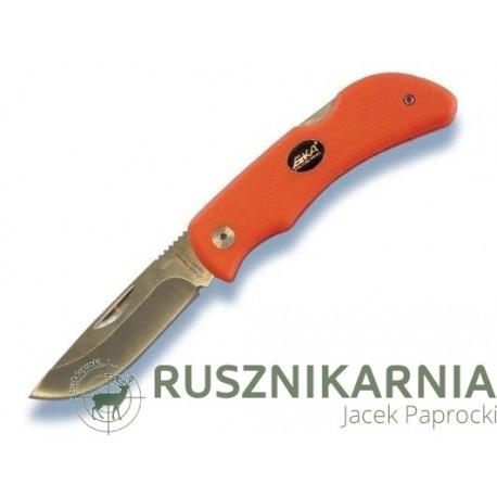 Nóż składany EKA Swede 10 ORANGE WITH SHEATH (POMARAŃCZOWY)