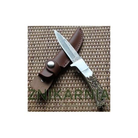 Nóż damasceński ze stali nierdzewnej 150061