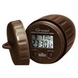 Greiner Zegar elektroniczny na nęcisko dla dzików