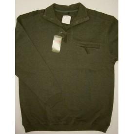 HUBERTUS Pulower / bluza myśliwska z wysokim kołnierzem