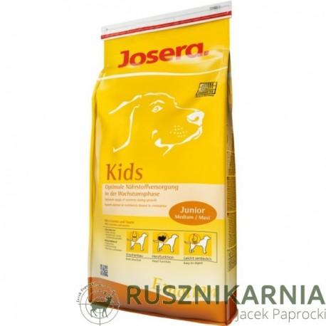 JOSERA EMOTION KIDS - kompletna karma dla szczeniąt