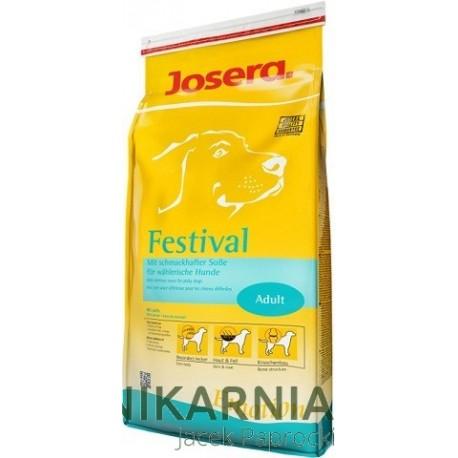 JOSERA EMOTION FESTIVAL - Kompletna karma dla dorosłego psa